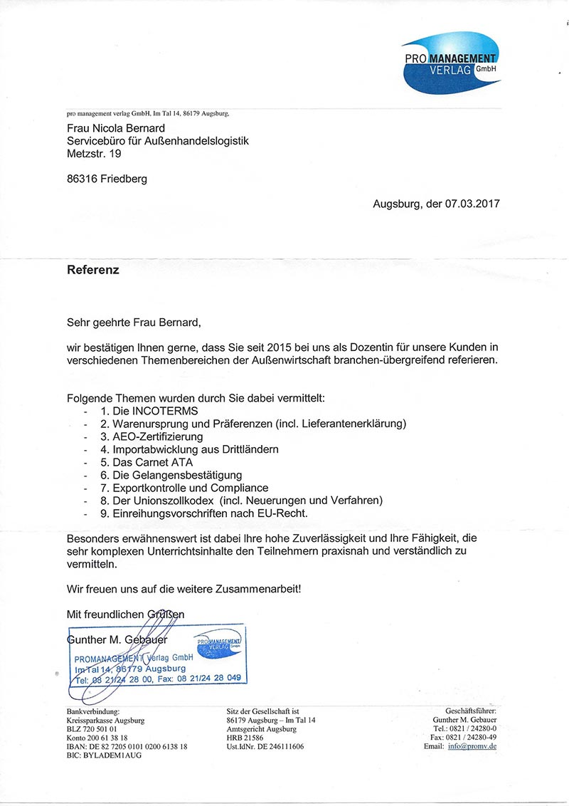 Charmant Vorlage Für Persönliche Referenzen Bilder - Entry Level ...